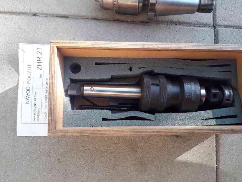 Frézovací trny ISO 40 - foto 1