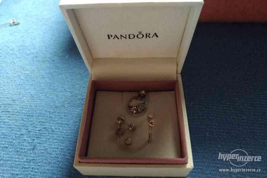 Pandora originál set srdce