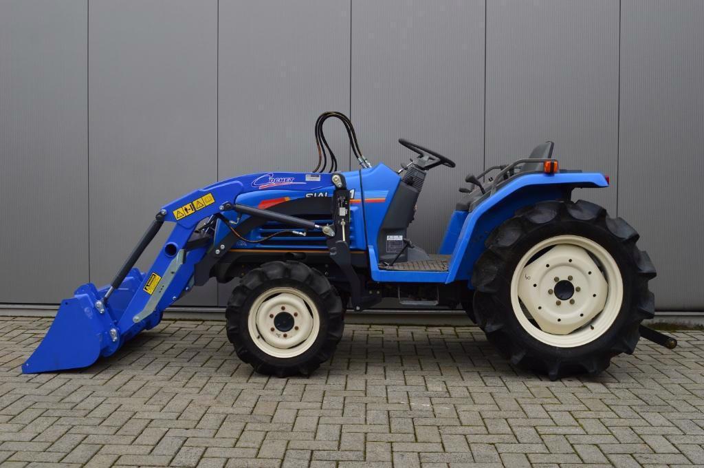 Traktor Iseki Sial c21FVc - foto 1