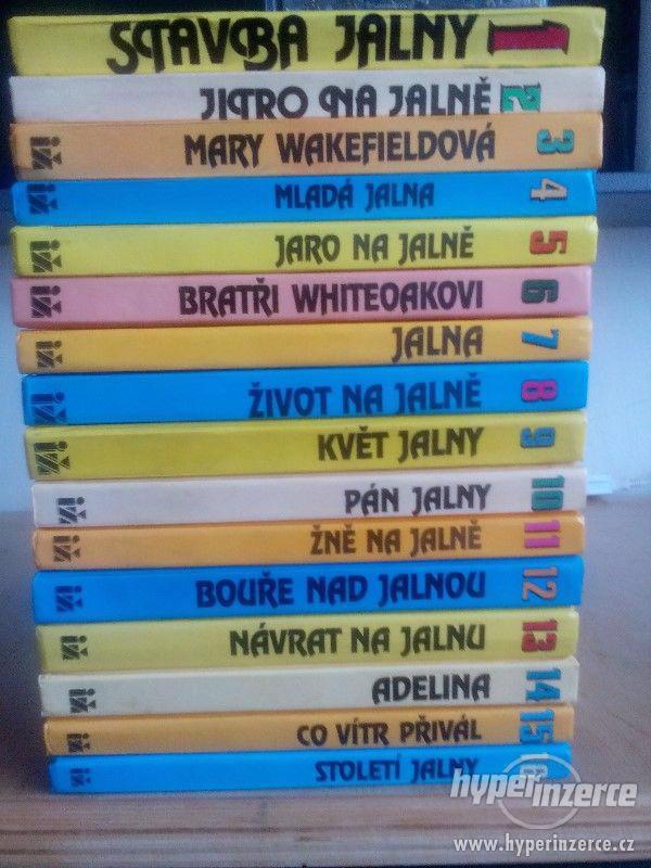 Prodám knížky Jalna
