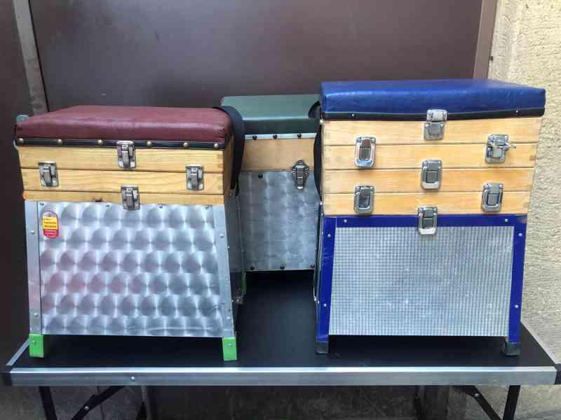 Kvalitní  kufr na drobnosti, nástrahy atd. - foto 1