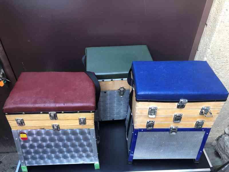 Kvalitní  kufr na drobnosti, nástrahy atd. - foto 2