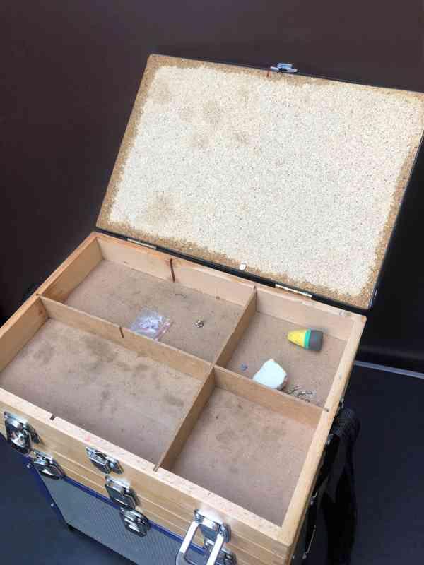 Kvalitní  kufr na drobnosti, nástrahy atd. - foto 7