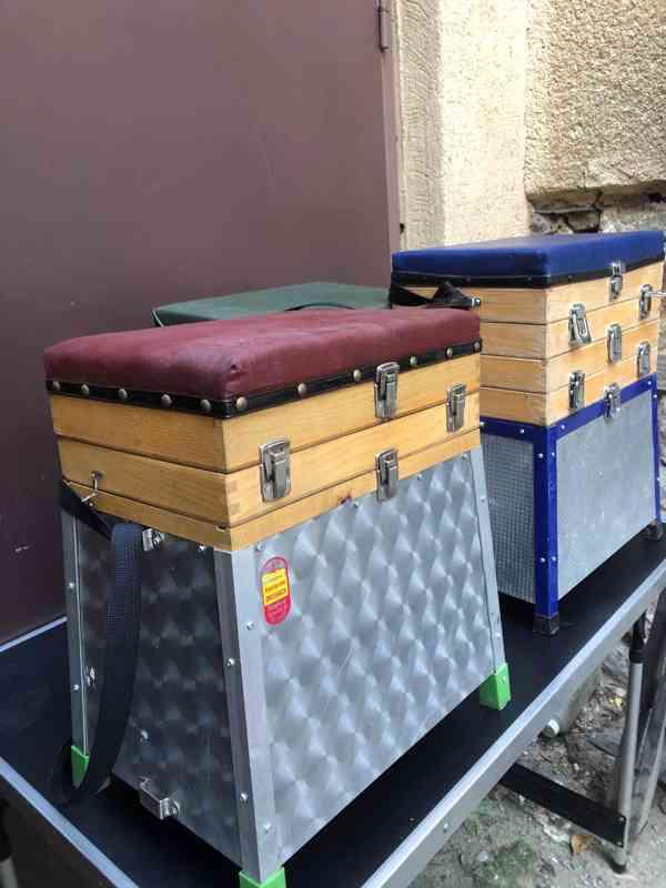 Kvalitní  kufr na drobnosti, nástrahy atd. - foto 3