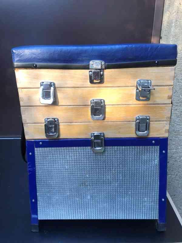 Kvalitní  kufr na drobnosti, nástrahy atd. - foto 4