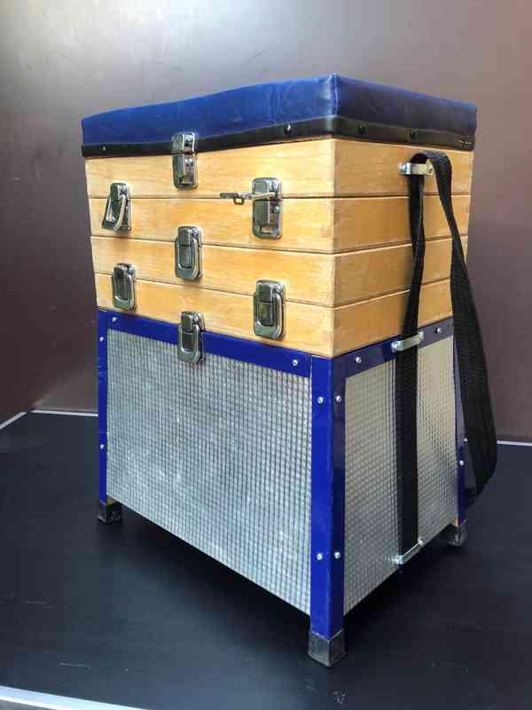 Kvalitní  kufr na drobnosti, nástrahy atd. - foto 5