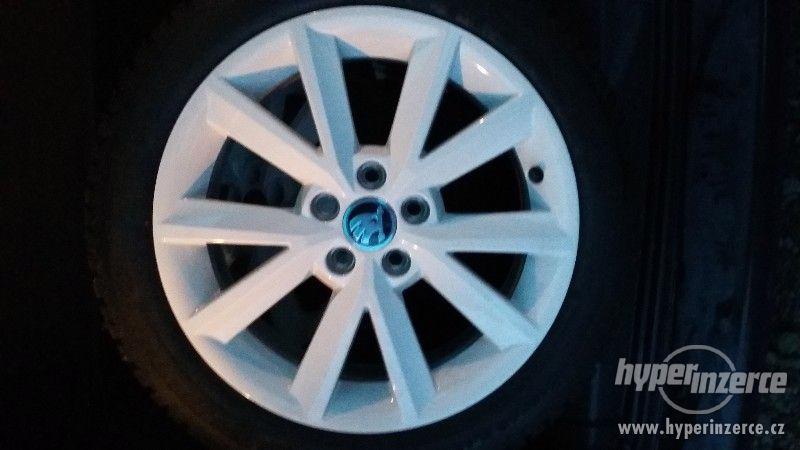 """Alu Kola ANTIA 16"""" + zimní pneu Michelin Alpin"""