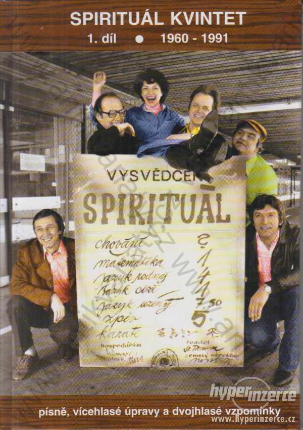 Spirituál kvintet  1. a 2. díl