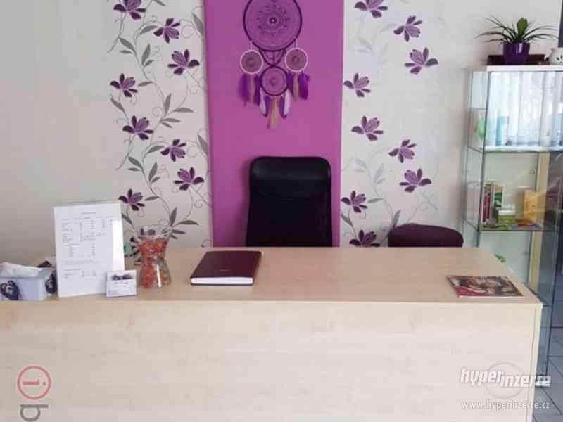 Zavedený salon zdraví a krásy