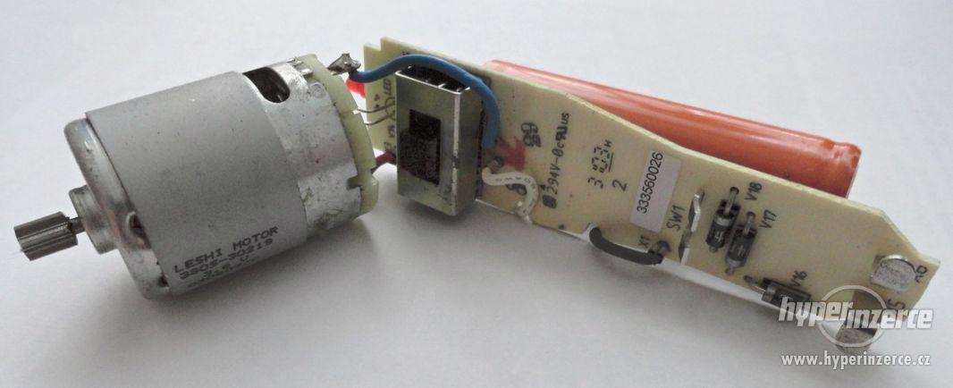 ND na šroubováky Bosch - IXO 3,6V I. a II. generace - foto 2
