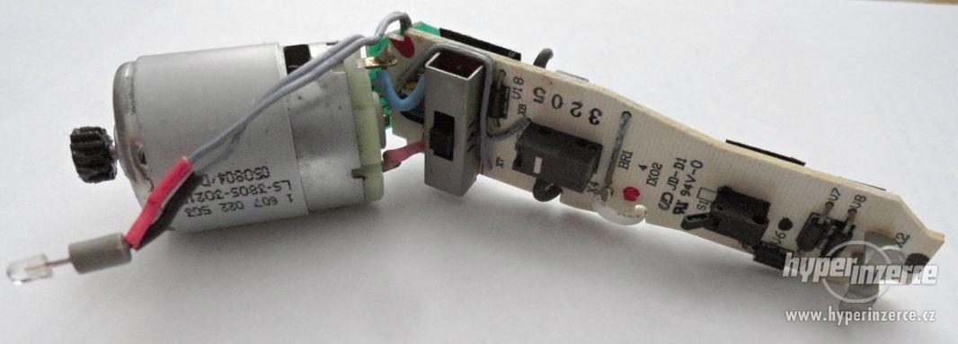 ND na šroubováky Bosch - IXO 3,6V I. a II. generace - foto 3