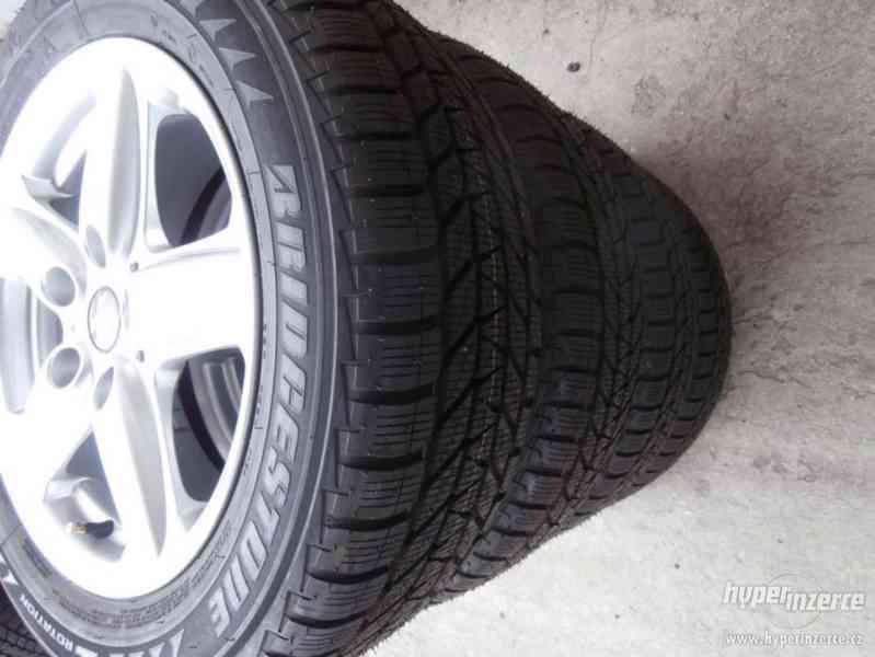 Nová sada alu + pneu rozteč 5x120 vel.16 BMW Mini - foto 3