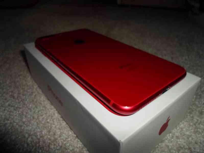 iPhone 8 plus red 256gb - foto 8