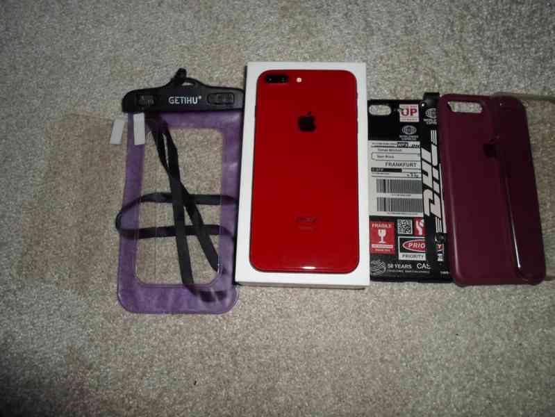 iPhone 8 plus red 256gb - foto 2