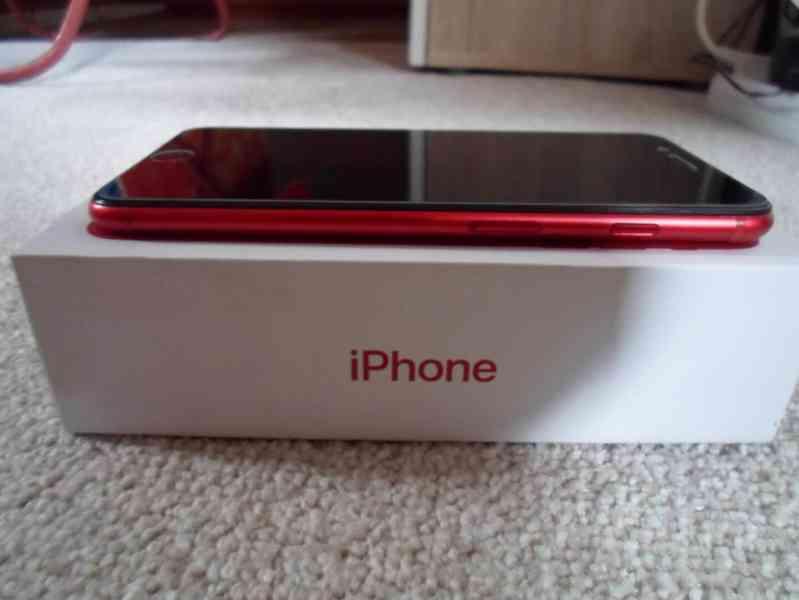 iPhone 8 plus red 256gb - foto 1