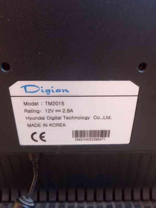 Prodám monitor Digian TM 2015 - foto 4