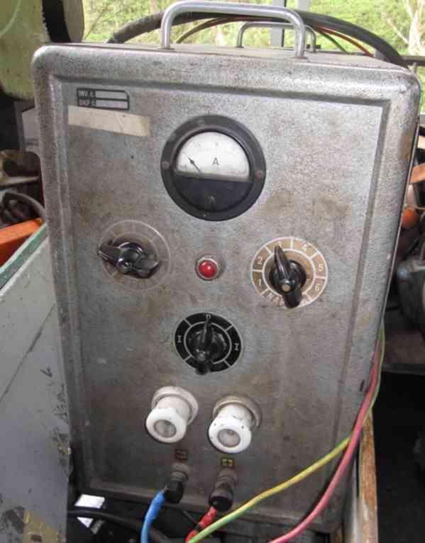 Nabíječka baterií VJM 24 72/15 ru (4453.) - foto 1