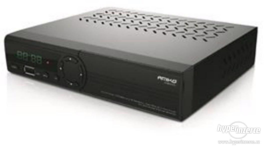 AMIKO DVB-S2/T2 kombo přijímač HD 8265+