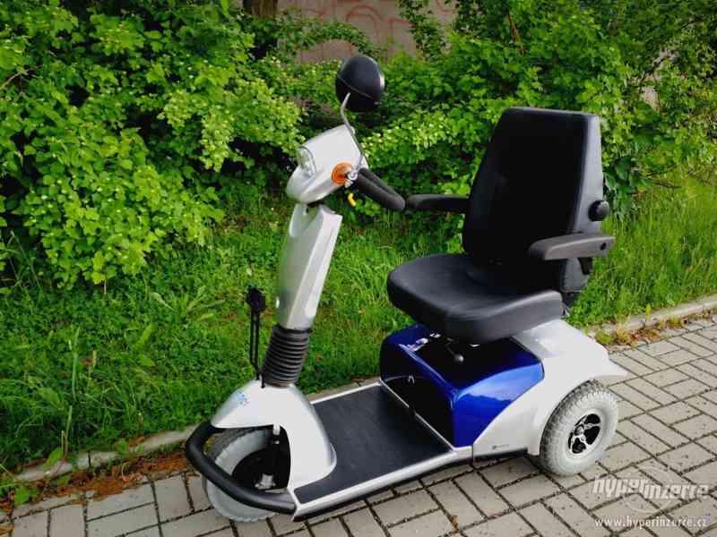 Elektrický invalidní vozík Winner - repasovaný.