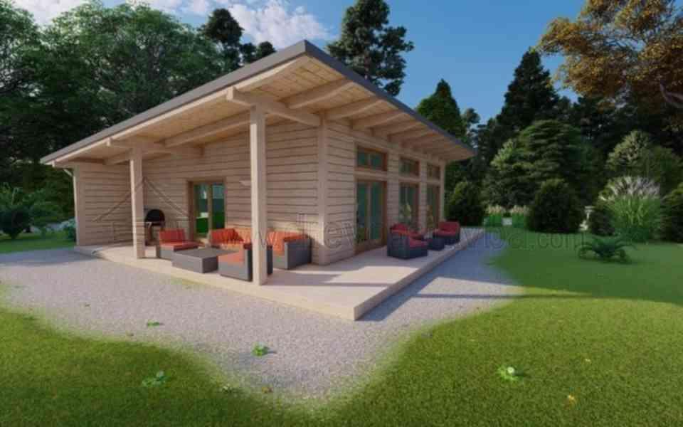 Výstavba dřevostaveb rodinných domů  - foto 2
