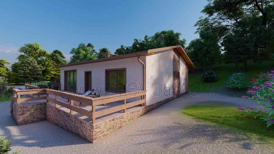 Výstavba dřevostaveb rodinných domů  - foto 3