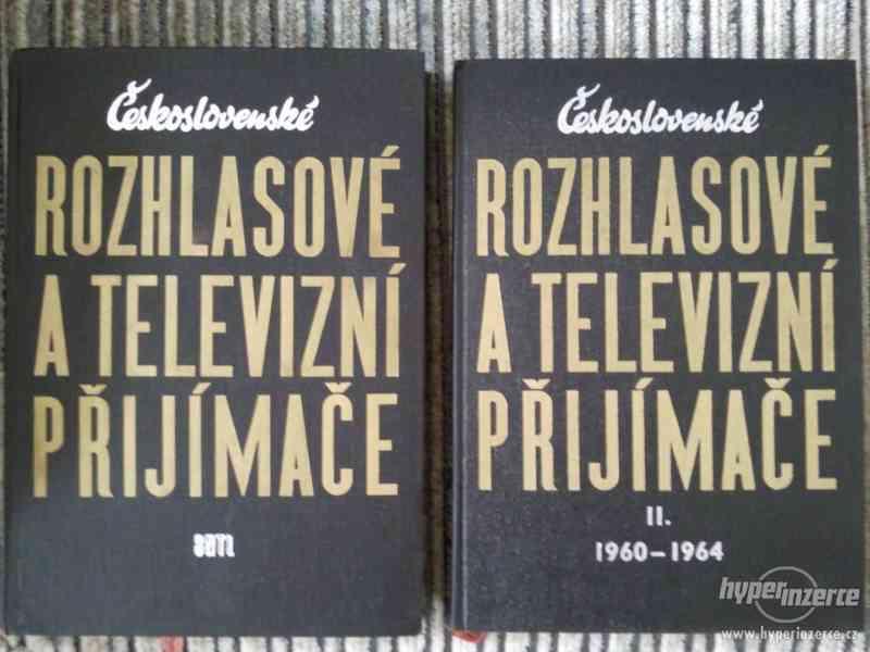 Československé rozhlasové a televizní přijímače I., II.