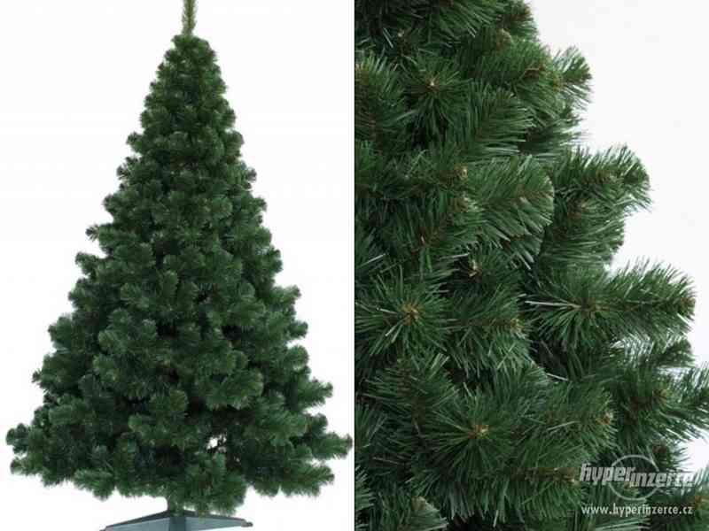 Umělý vánoční stromek Jedle LUX 180 cm-