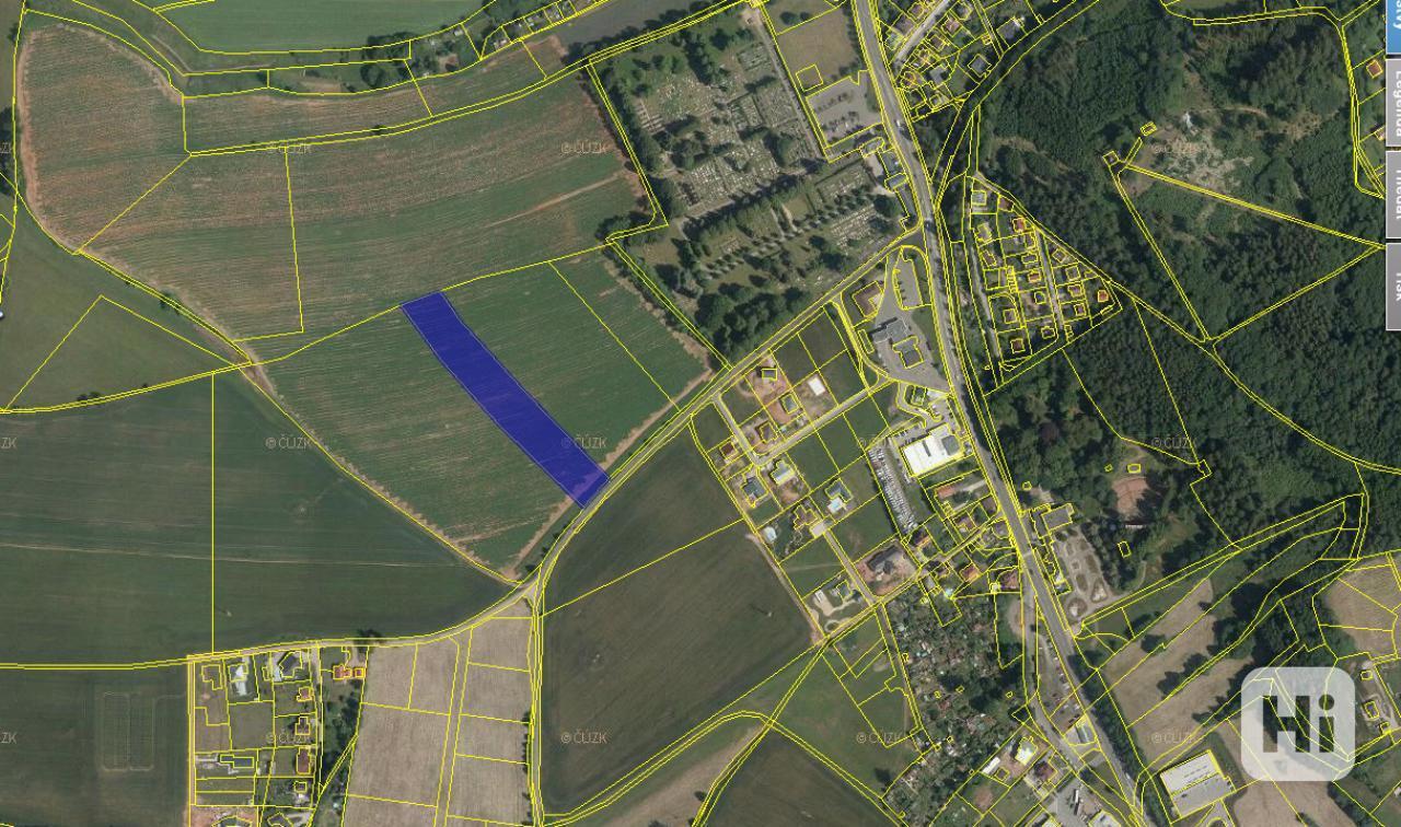 Prodej pozemku - Trutnov - Bojiště 990 Kč m2 - foto 1