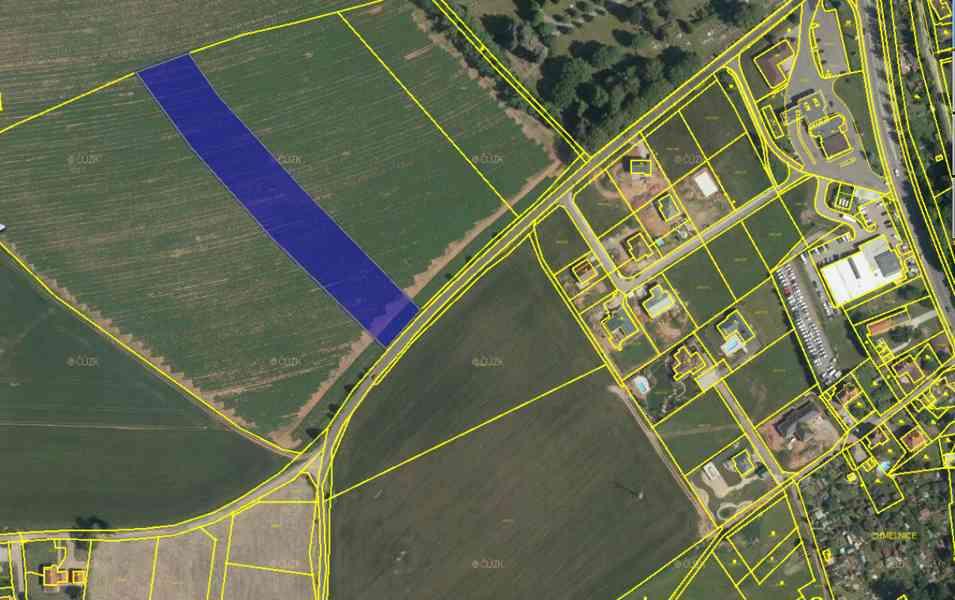 Prodej pozemku - Trutnov - Bojiště 990 Kč m2 - foto 3