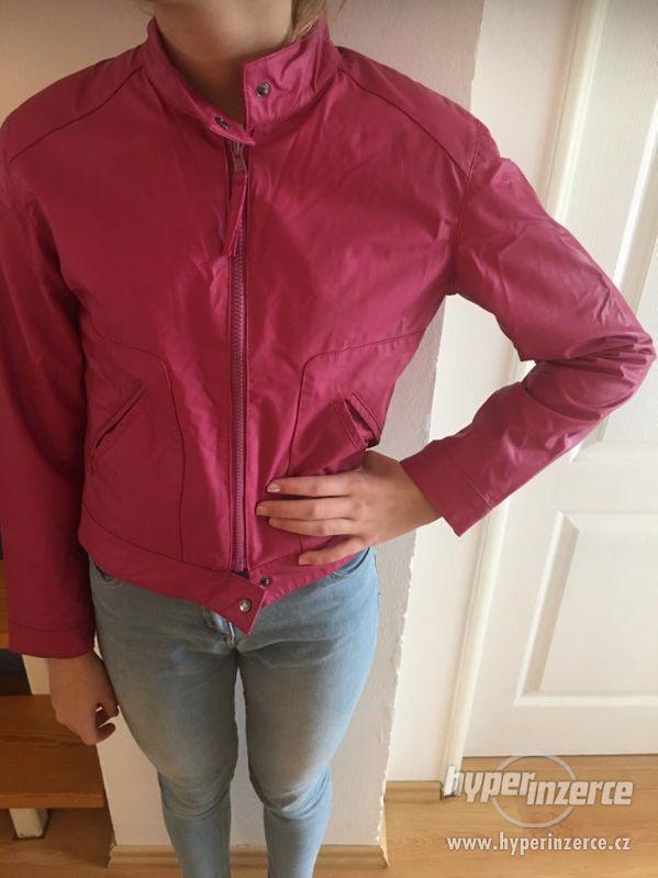 Dívčí stylová značková bunda od URBAN GETTO. z USA, M - foto 1