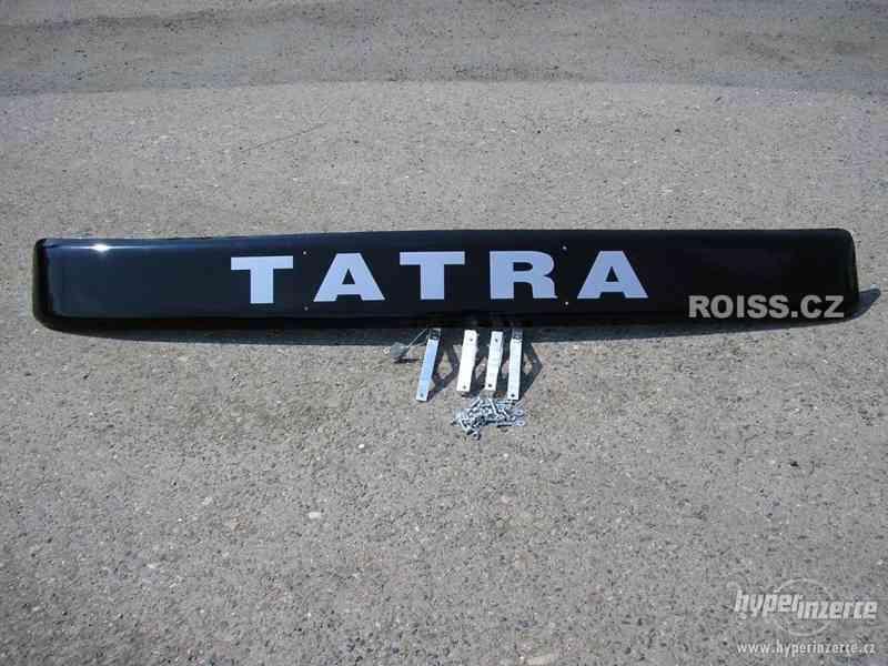 Náhradní díly Tatra T815 - Tatra vrakoviště Brno - foto 12