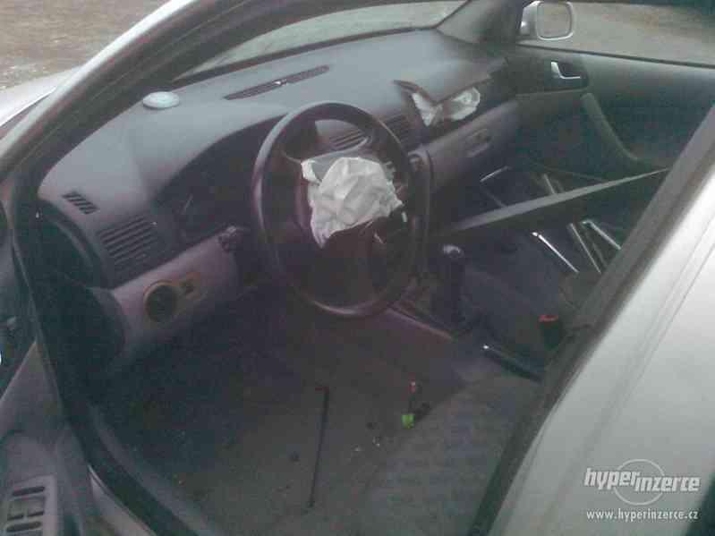 Prodám náhradní díly z vozu Škoda Octavia I., 1.9. TDI 66 kW - foto 3