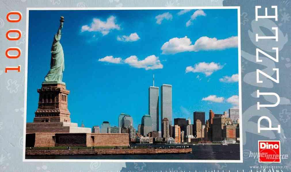 Puzzle - New York (1000 dílků)