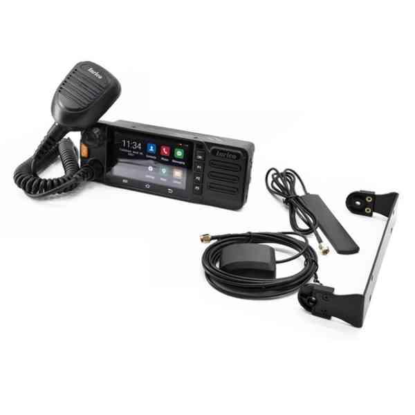 Vozidlová digitální radiostanice Inrico TM-9 LTE 4G - foto 4