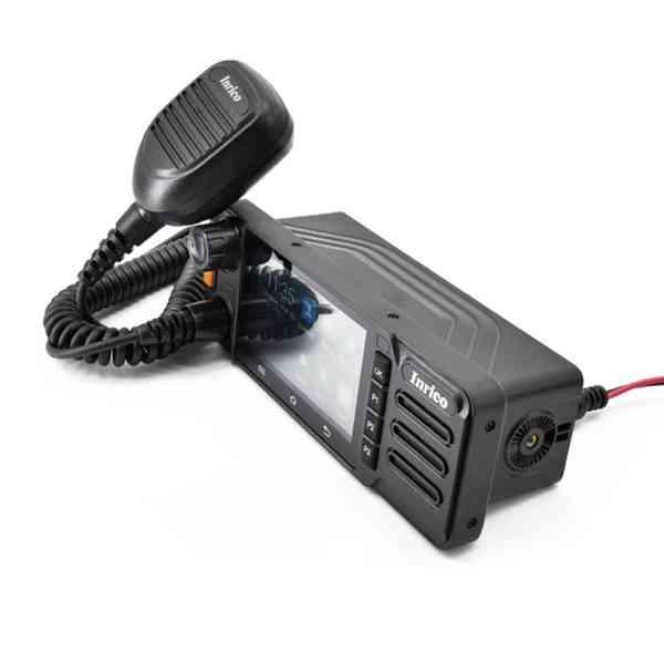 Vozidlová digitální radiostanice Inrico TM-9 LTE 4G - foto 2