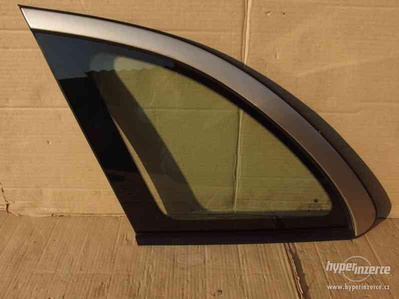 Boční zadní tónovaná okna Škoda Fabia I combi - foto 6
