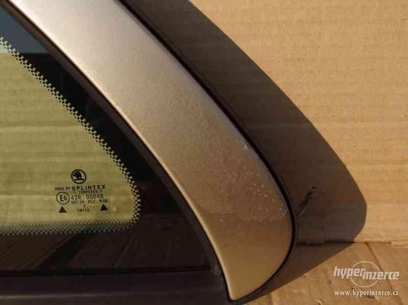 Boční zadní tónovaná okna Škoda Fabia I combi - foto 9