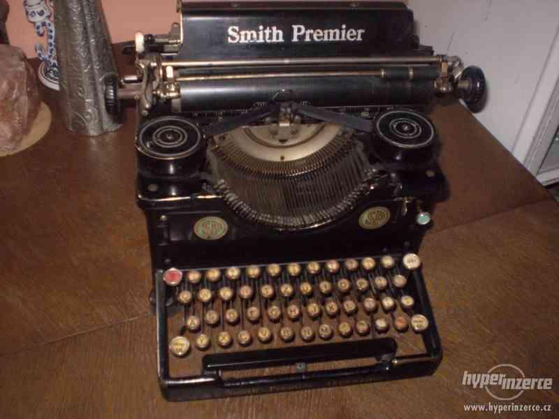 Psací Stroj Smith Premier