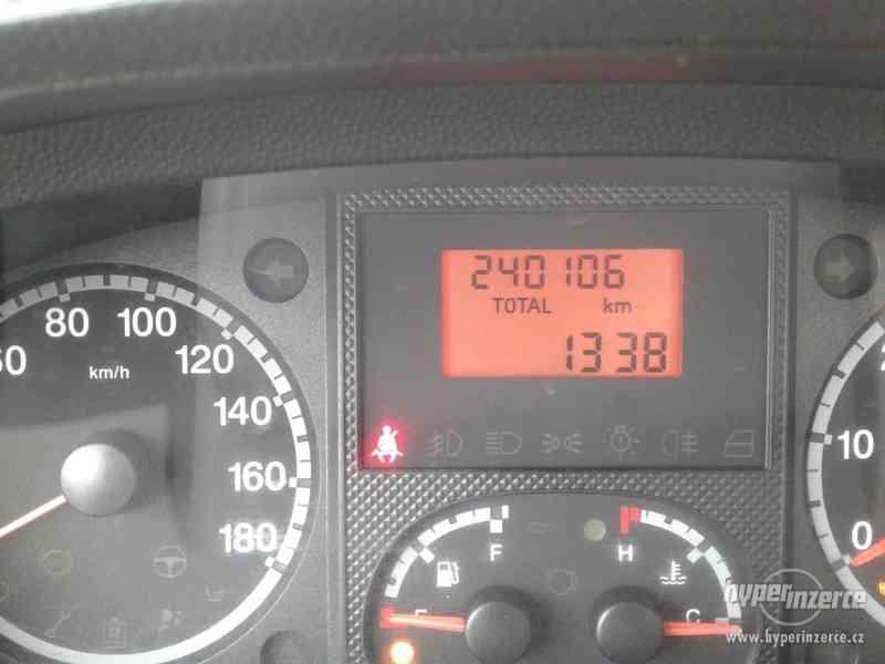 PRODAM FIAT DUCATO 2,3JTDI 88kw VALNIK - foto 8