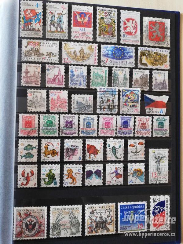 Prodám sbírku poštovních známek Česká republika 1993-2013 - foto 2