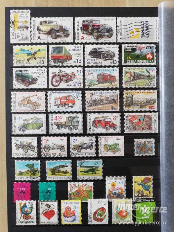 Prodám sbírku poštovních známek Česká republika 1993-2013 - foto 5
