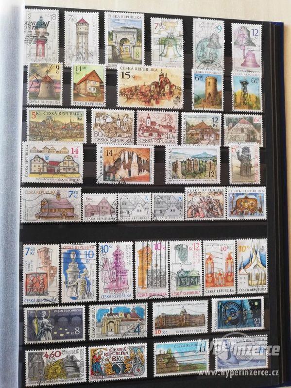 Prodám sbírku poštovních známek Česká republika 1993-2013 - foto 6
