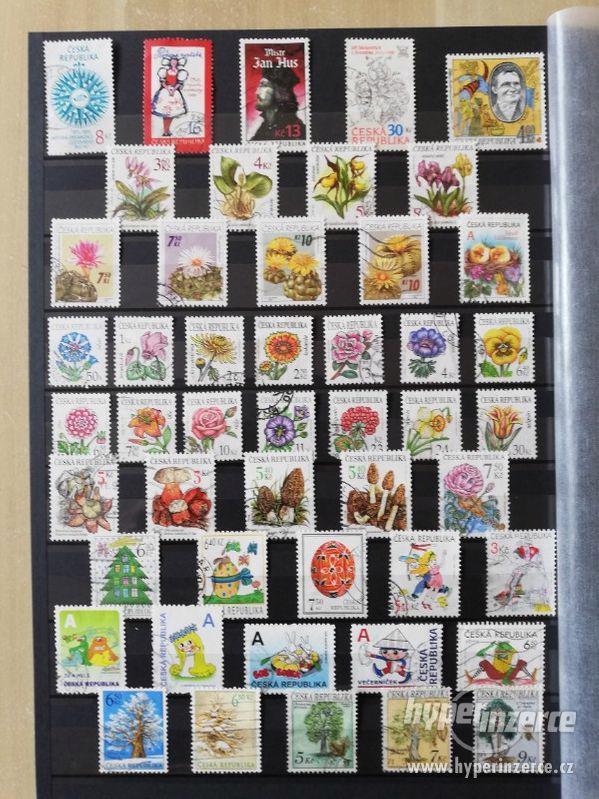 Prodám sbírku poštovních známek Česká republika 1993-2013 - foto 7