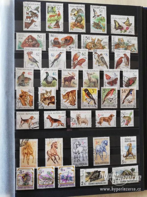 Prodám sbírku poštovních známek Česká republika 1993-2013 - foto 8