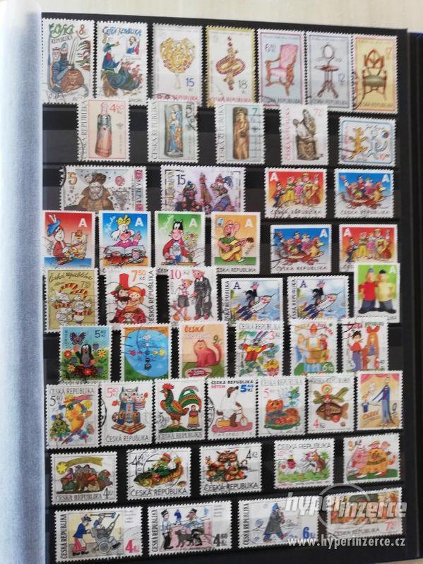 Prodám sbírku poštovních známek Česká republika 1993-2013 - foto 10