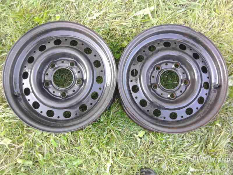 disky BMW 5 1/2 J x 14 x H2 – 5 šroubů