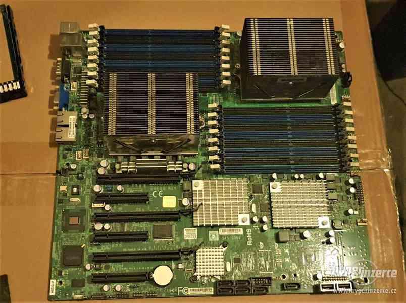 Supermicro H8DGi-F, AMD Opteron 6272 16 x 2.1 GHz, 16GB DDR3