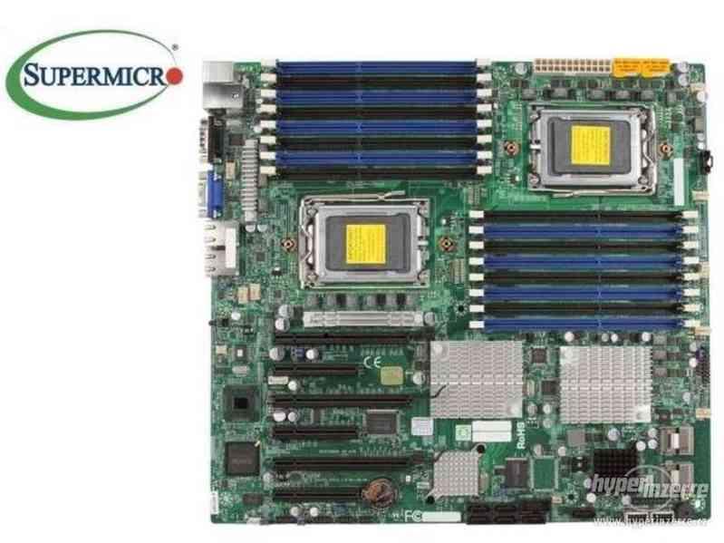 Supermicro H8DGi-F, AMD Opteron 6272 16 x 2.1 GHz, 16GB DDR3 - foto 2