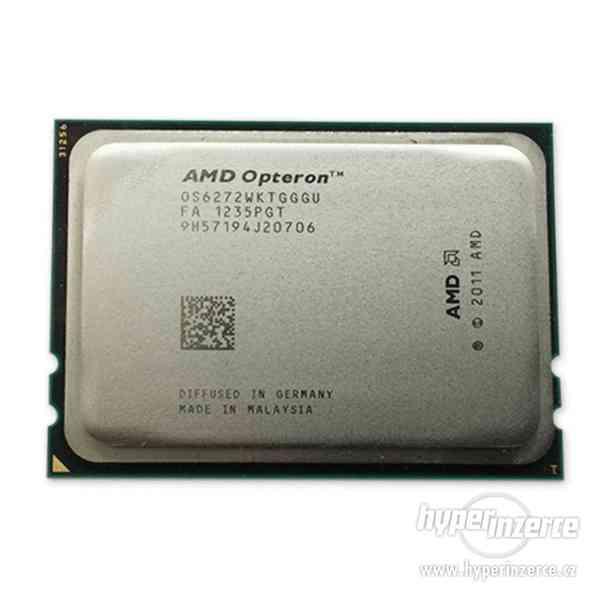 Supermicro H8DGi-F, AMD Opteron 6272 16 x 2.1 GHz, 16GB DDR3 - foto 3