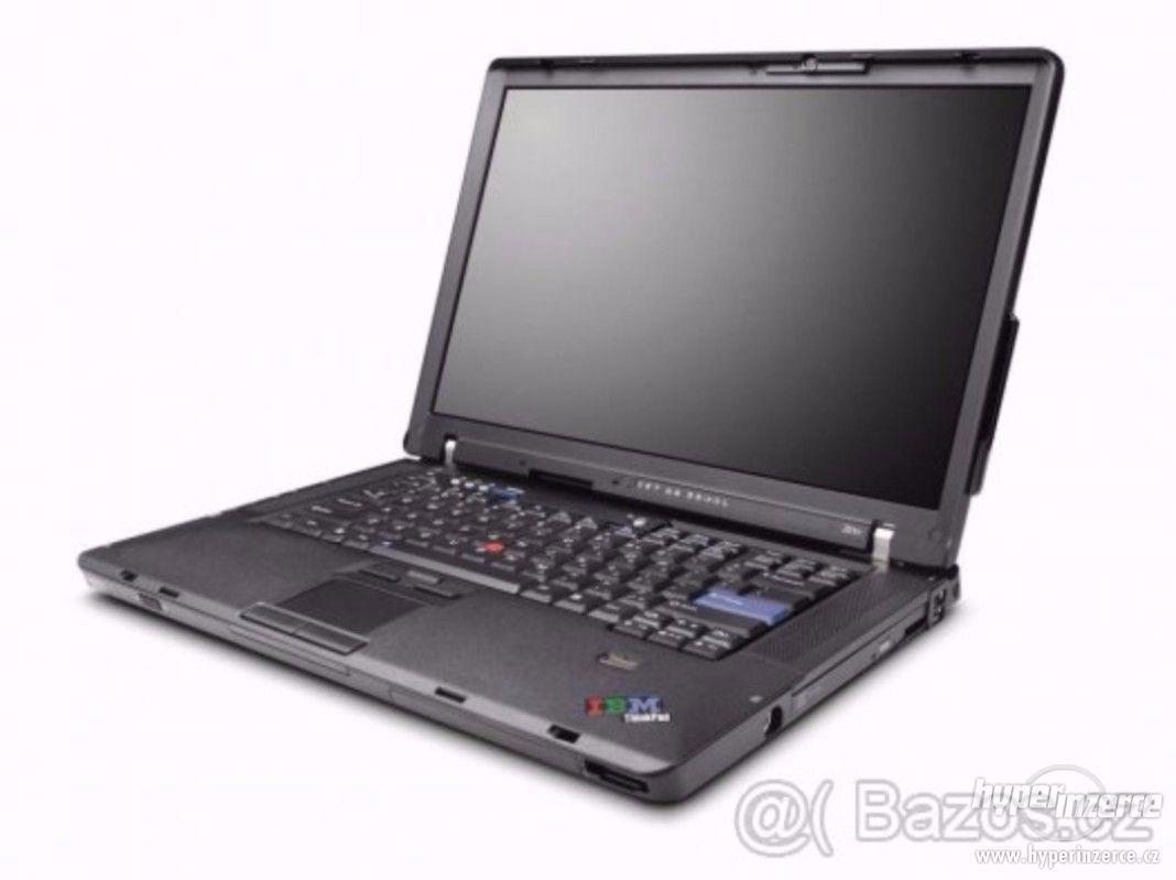 Lenovo Thinkpad Z61p - foto 1